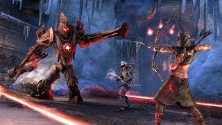 The Elder Scrolls Online: Tour a New Home & Frostvault Dungeon Run