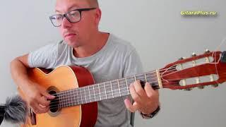 Чёрные подковы (на гитаре) | Александр Фефелов