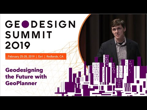 Geodesigning the Future with GeoPlanner