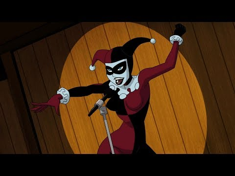 Harley Quinn- Hanging on the Telephone Song (HD)