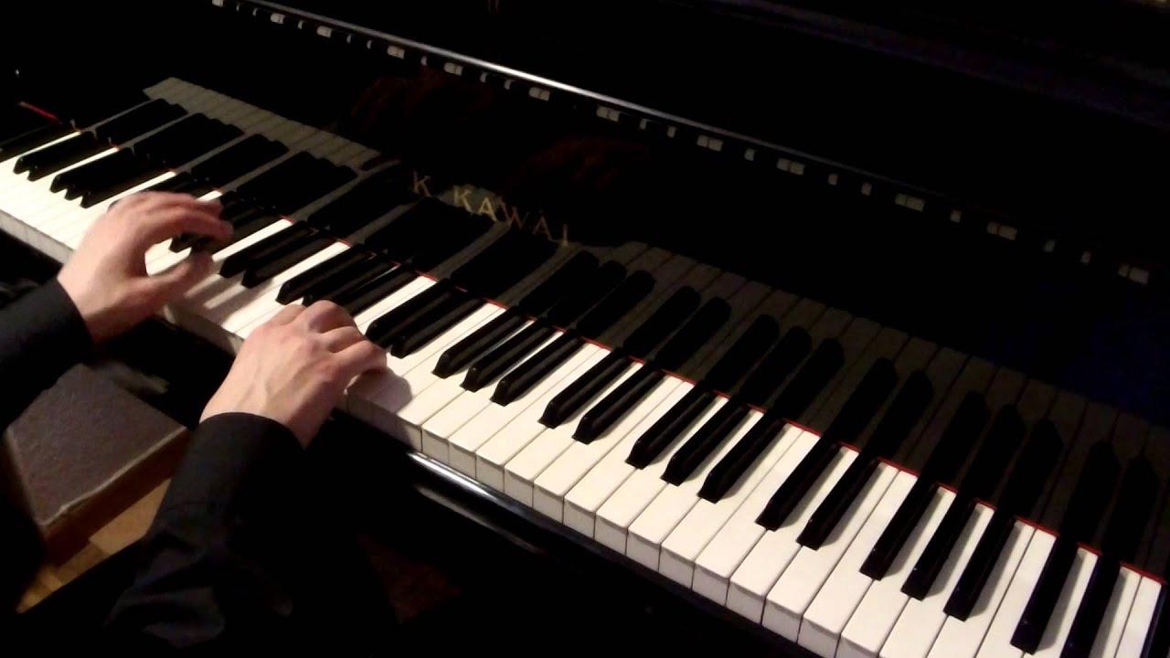Trinity Piano 2015 - 2017, Initial, Walker - The Stroke of Midnight