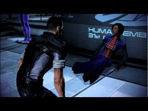 I've Had Enough Of Your Tabloid Journalism- Mass Effect 3