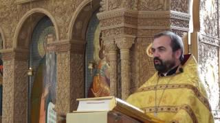 2016-07-31 Проповедь о. Александра Сорокина на (Мф 9, 1-8)