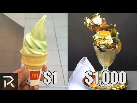 Download Youtube: $1000 Ice Cream and 10 Most Expensive Everyday Things