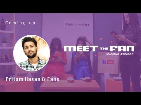 Pritom Hasan | Doura Bazaan | Meet The Fan | Season 2 | Episode 1 | With Ishrat Payel