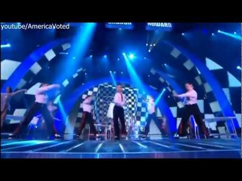 The Untouchables America S Got Talent Semi Finals 2012