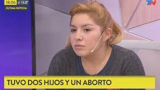 Sofía fue violada por su padre durante 12 años