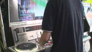 [CODED CAMS] beatmania IIDX 15 DJ TROOPERS Gameplay