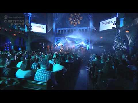 The Charlatans at Christmas Jumper Jam 2014 (better equalized version)