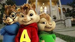 """""""BECAUSE I GOT HIGH"""" By Alvin & the Chipmunks."""