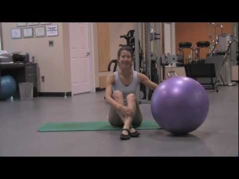 Supine Hip Extension With Knee Flexion