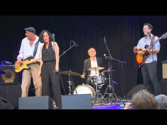 Lisa Bassenge  Quintett @ 8.Klangfarben Festival ´15