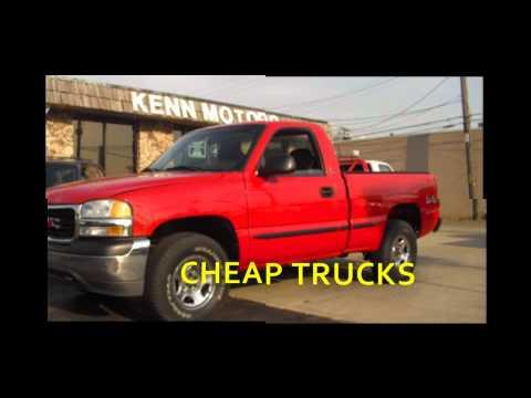 Cheap cars trucks vans suvs for sale ottawa lasalle for Ken motors ottawa il