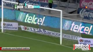 Monarcas Morelia vs Leon 3-3 Cuartos de Final IDA Liguilla Liga BBVA HD 23/11/13