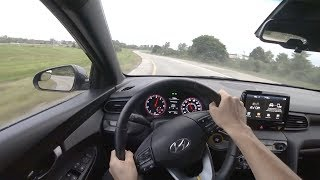 2019 Hyundai Veloster Turbo R-Spec - POV Test Drive (Binaural Audio)