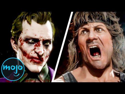 Top 10 WTF Mortal Kombat Characters