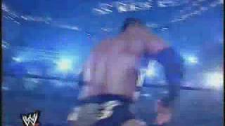 The Rock WrestleMania 18 Entrance