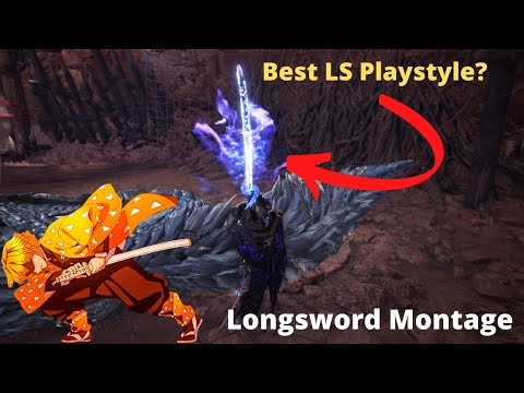Monster Hunter World: Draw Master Montage (Longsword) |