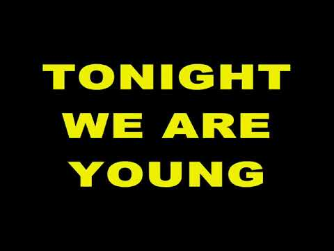 Fun   We Are Young (lyrics) (letra) download Karaoke