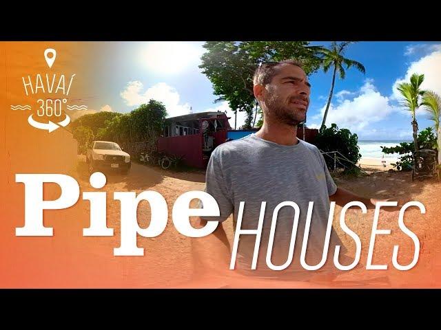 Como são as casas de Pipeline | Havaí 360° | Canal OFF
