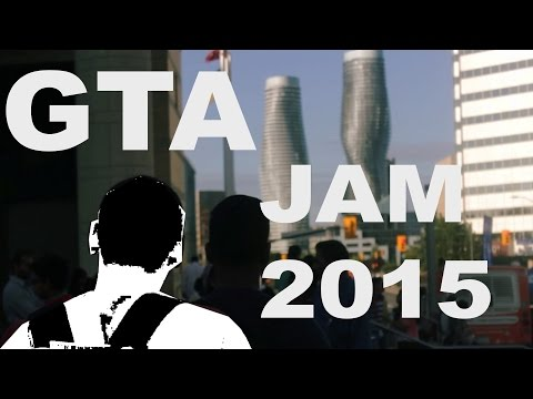 MISSISSAUGA JAM 2015 (Day 1) - GTA PARKOUR/FREERUNNING MEET UP (with HUBO V)