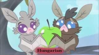"MLP FiM - ""Bats"" - Multi Language"