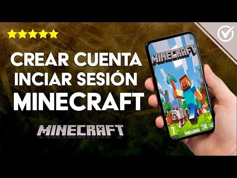 Cómo Crear Cuenta e Iniciar Sesión en Minecraft 100% Gratis