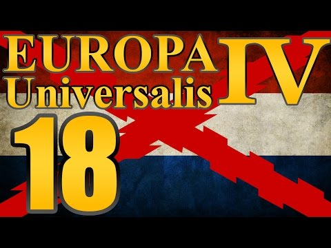 "Europa Universalis 4 Burgundy ""Four Province France!!""  EP:18 [Common Sense]"