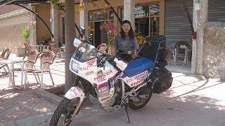 [Slow TV] Motorcycle Ride - Morocco - Agadir to Taroudant