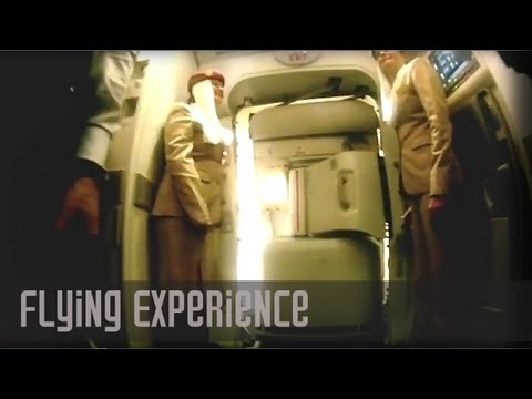 The Amazing Airbus A380 - Complete In-flight Economy Experience Emirates Airlines | DXB - JFK