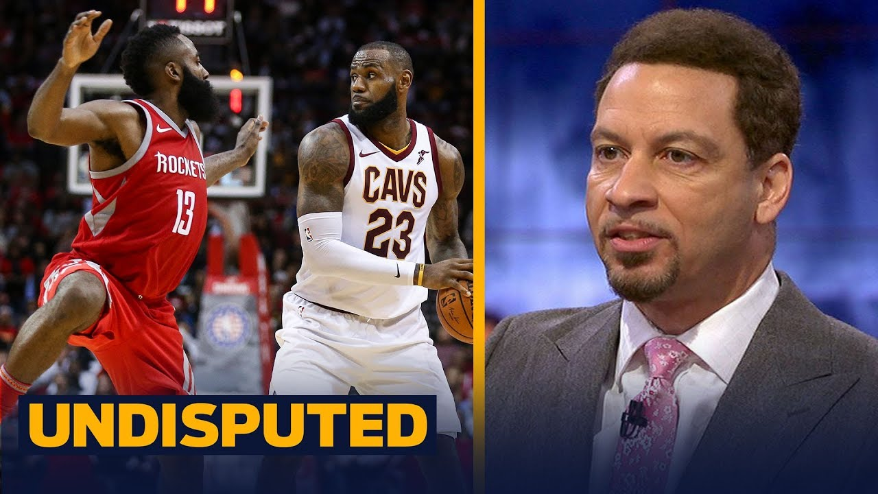 Chris Broussard on the ups and downs of the Cavs' narrow loss to the Rockets | UNDISPUTED