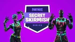 Fortnite Secret Skirmish - Match Two (KittyPlays w/ Pookie Commentaire)