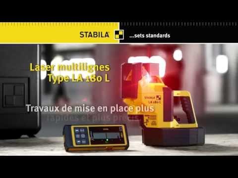 STABILA LA 180 L - Française