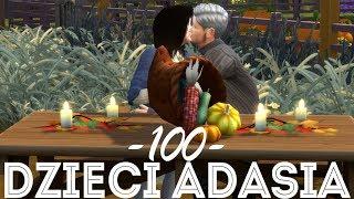 The Sims 4 Pl : Wyzwanie 100 dzieci Adama #136 - Dzień z Elizą i nowe kociaki