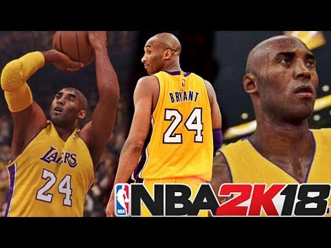 the best attitude 101e2 55d63 NBA 2K18  Kobe Bryant Farewell Tour Edition   What if.