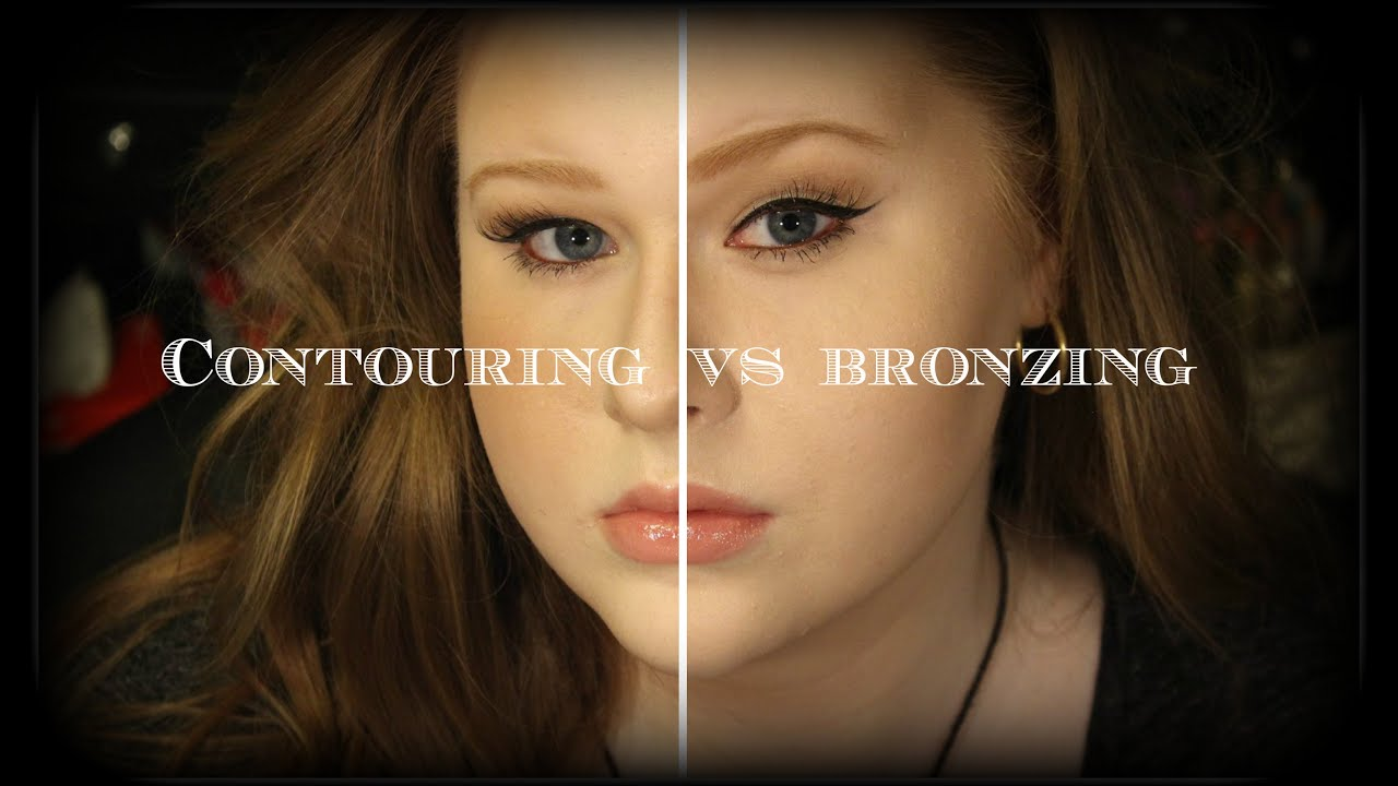 How To: Contouring Vs Bronzing 101 (natural)