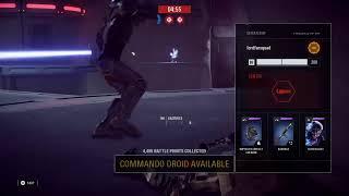 Spy vs Star Wars Battlefront II ep 1