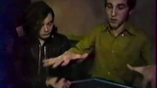 DAFT PUNK 1995 - full interview - faces visages démasqués