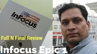 Hindi | Infocus Epic 1 Full N Final Review, American Way | Sharmaji Technical