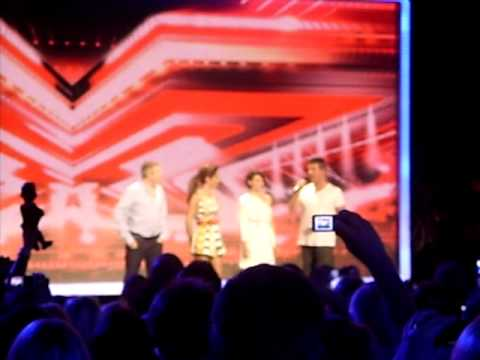 X Factor Manchester Auditions