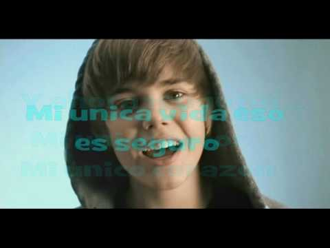 Justin Bieber - One Time (español) - (My Heart Edition)