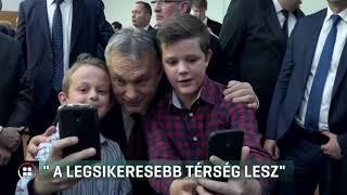 Orbán: Közép-Európa a világ egyik legsikeresebb térsége lehet  19-12-15