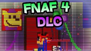FNAF 4 DLC MINIGAMES || Five Nights At Freddy's 4 DLC TEASERS?