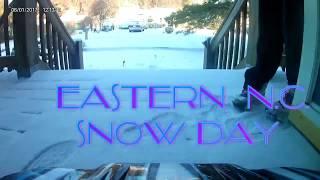 Snow day, go pro xmaxx fun