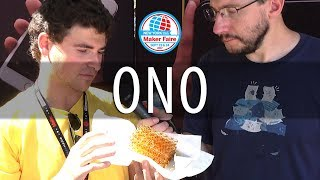 The ONO Resin 3D Printer - Working! At #MFNY17 Maker Faire New York