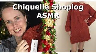 ASMR Nieuwe Chiquelle Kleding Passen! 💛 Shoplog & Try On! | Whispering | ASMR Nederlands