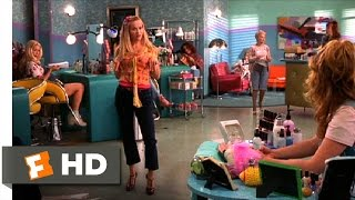 """Legally Blonde (9/11) Movie CLIP - The """"Bend & Snap"""" (2001) HD"""