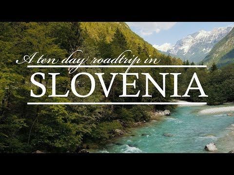 Slovenia Travel: The Best 10 Day Roadtrip