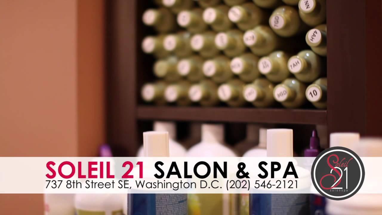 Soleil 21 Salon Spa Washington Dc