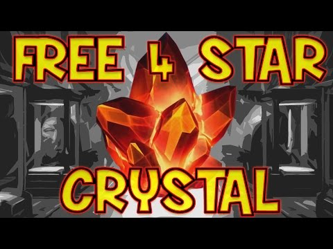 MARVEL: Contest of Champions (iOS/Android) 8th FREE 4 STAR CRYSTAL